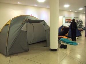 Auf der Rat Con 08 - Indoor Camping