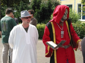 Auf der Rat Con 08 - Begegnungen