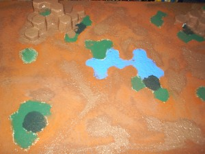 Land Malen