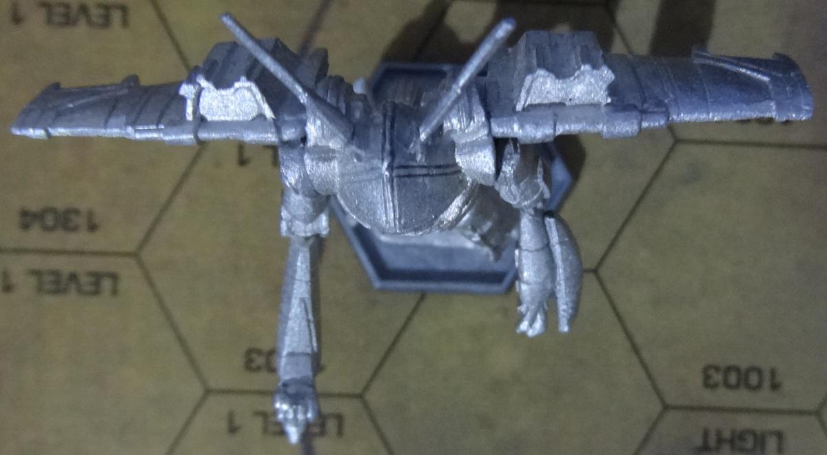 Wraith TR2-X 16