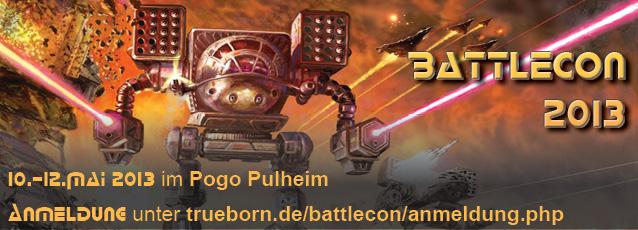 BattleCon 2013 - Banner