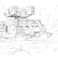 Scimitar Mk II Pre-final