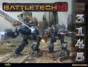 BattleTech: Technical Readout: 3145 Mercenaries