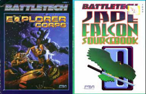 A vintage sourcebook for BattleTech