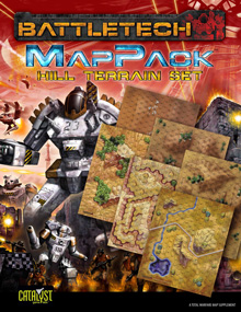 MapPack Hill Terrain Set