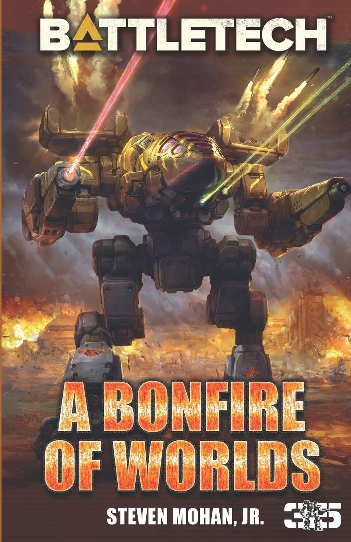 A Bonfire of Worlds – Audiobook