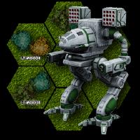 Die aktuellen Mech–Editionsprogramme Versionen von MegaMek und SSW