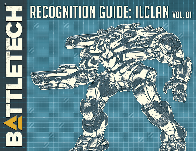 Battletech – ilClan Recognition Guide – eine Review