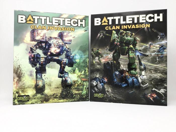Kickstarter Update 166: Mehr Mechs und Initiative Deck