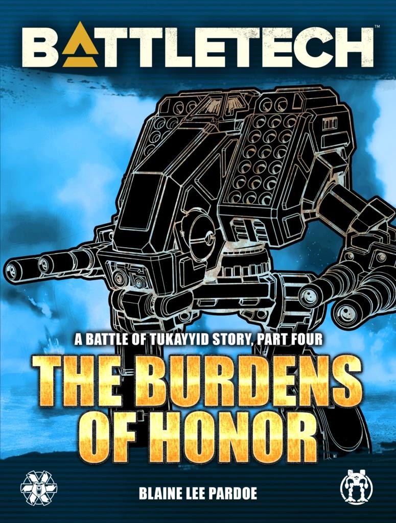 Tukayyid Kurzgeschichte 4: The Burdens of Honor