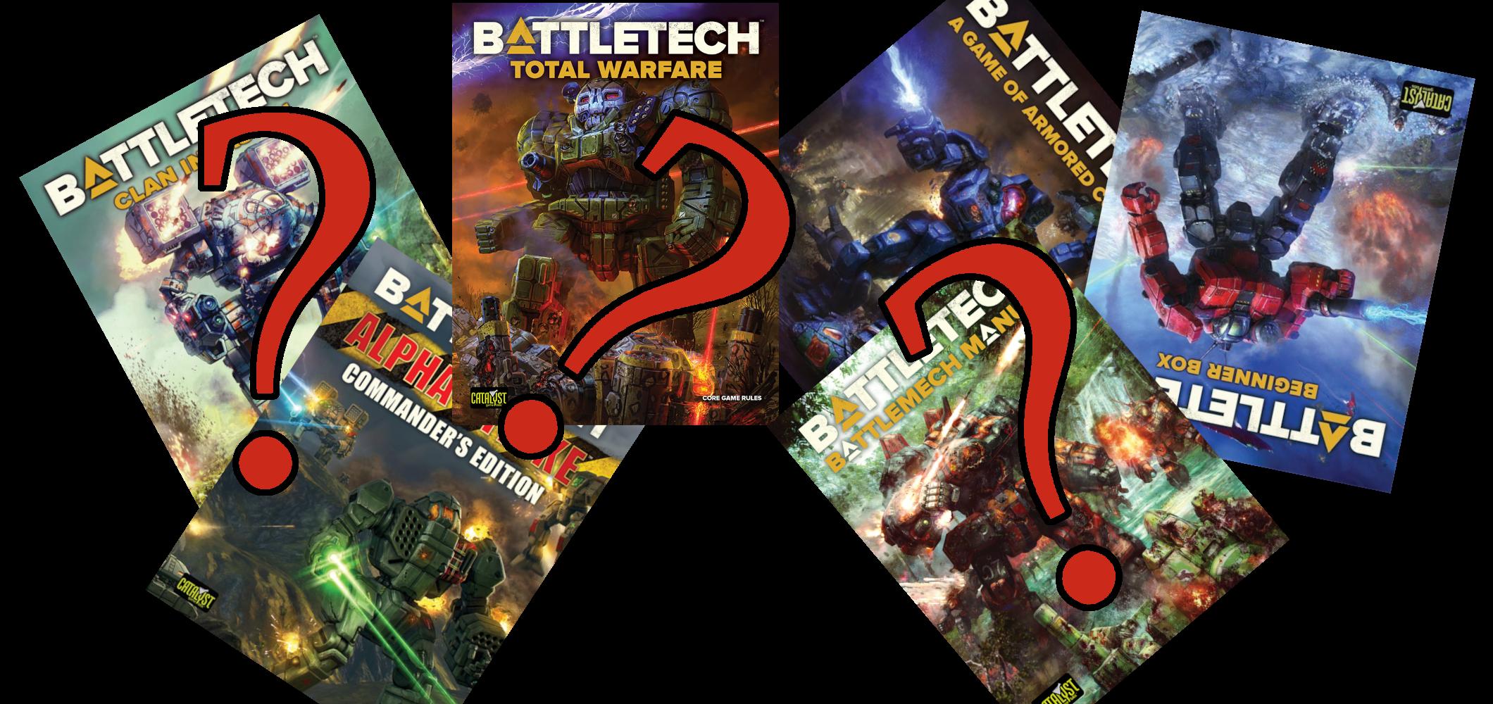 Battletech (Wieder-)Einsteigerguide