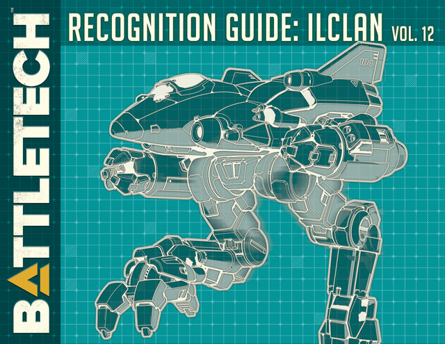 Recognition Guide: IlClan 12 – Cover