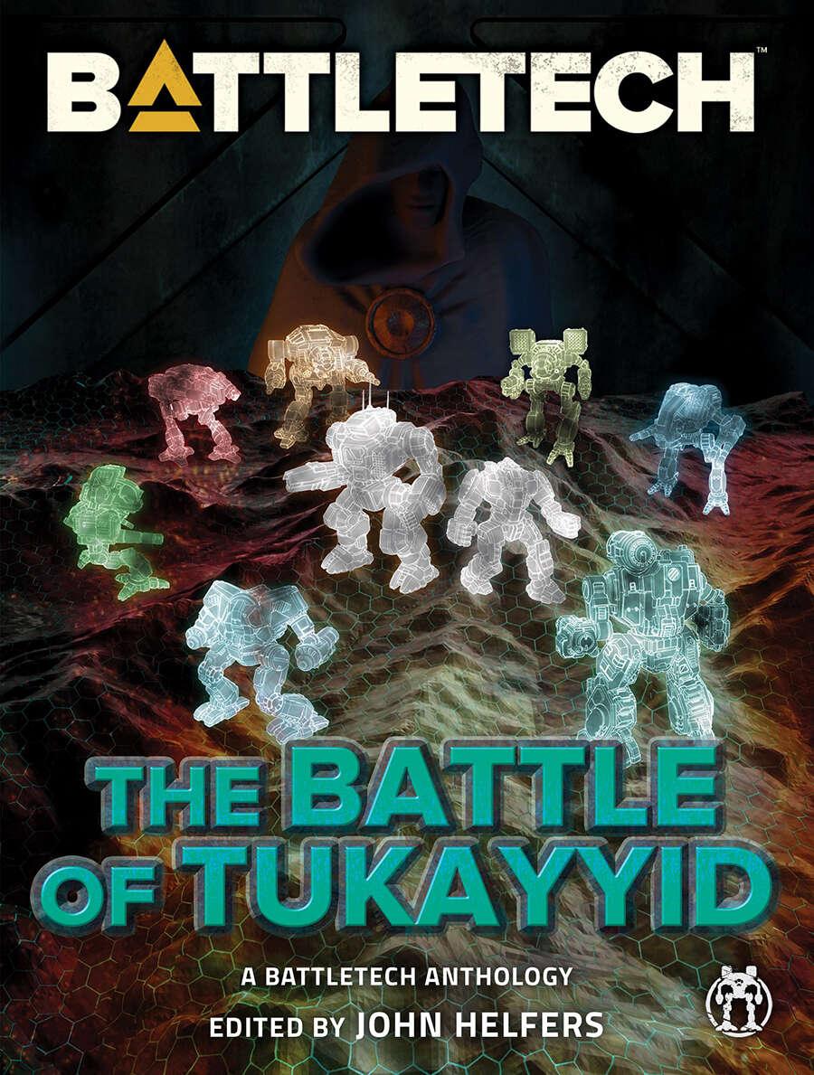 The Battle of Tukayyid – Anthologie verfügbar [UPDATE: Taschenbuch]