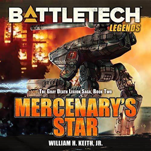 Neues Hörbuch: Mercenary's Star