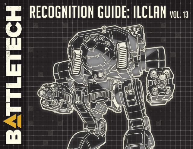 Recognition Guide IlClan 13 & The Ruins of Power [UPDATE: Taschenbuch verfügbar]