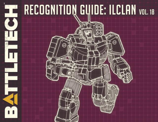 Recognition Guide: IlClan 18, ilClan im Druck, AMA verschoben
