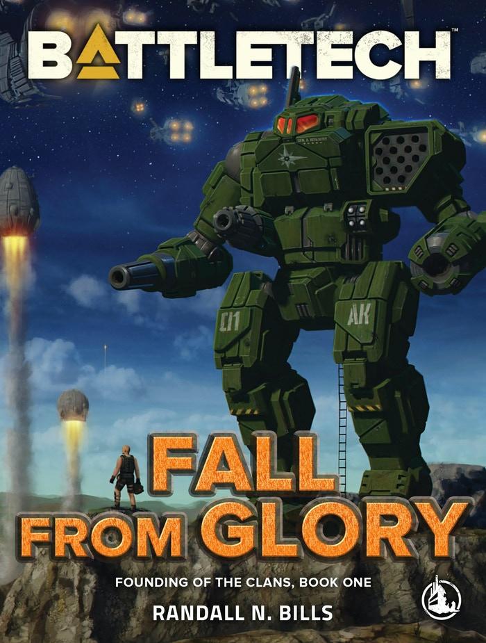 """Interview mit Randall Bills zu """"Fall from Glory"""""""