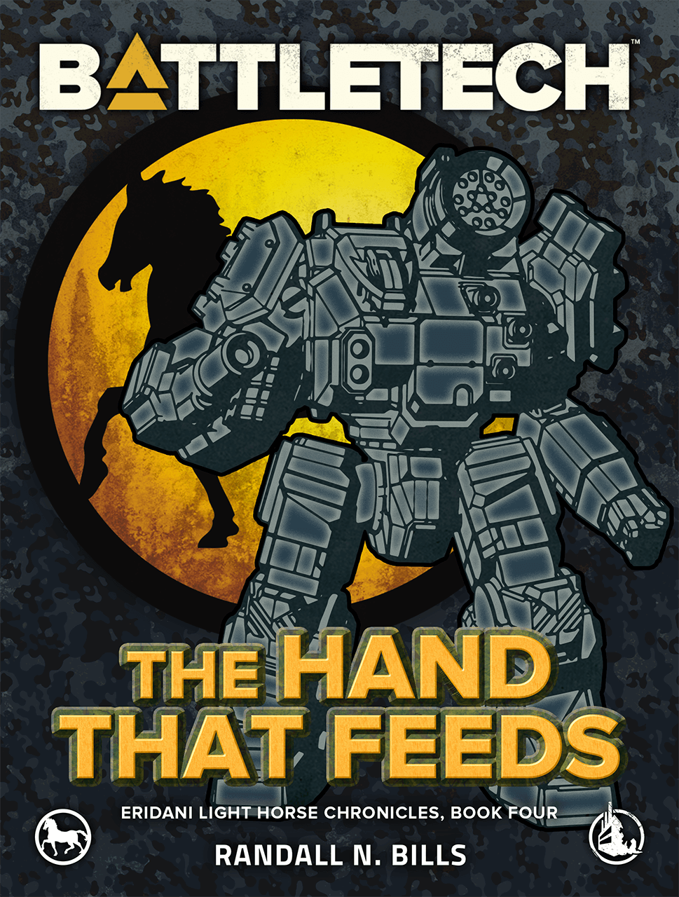 The Hand that Feeds (Eridani Light Horse Chronicles 4) – im Handel