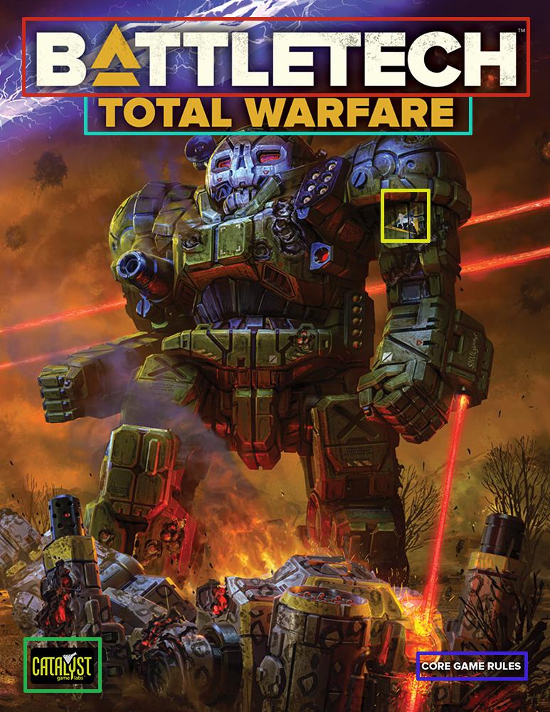 Coververgleich: Total Warfare