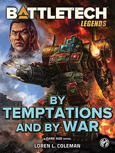 """By Temptation and by War"" – Jetzt im Handel"