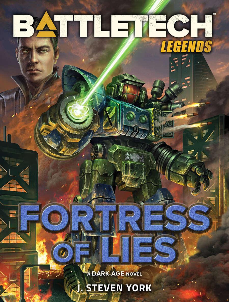 Fortress of Lies – Im Handel