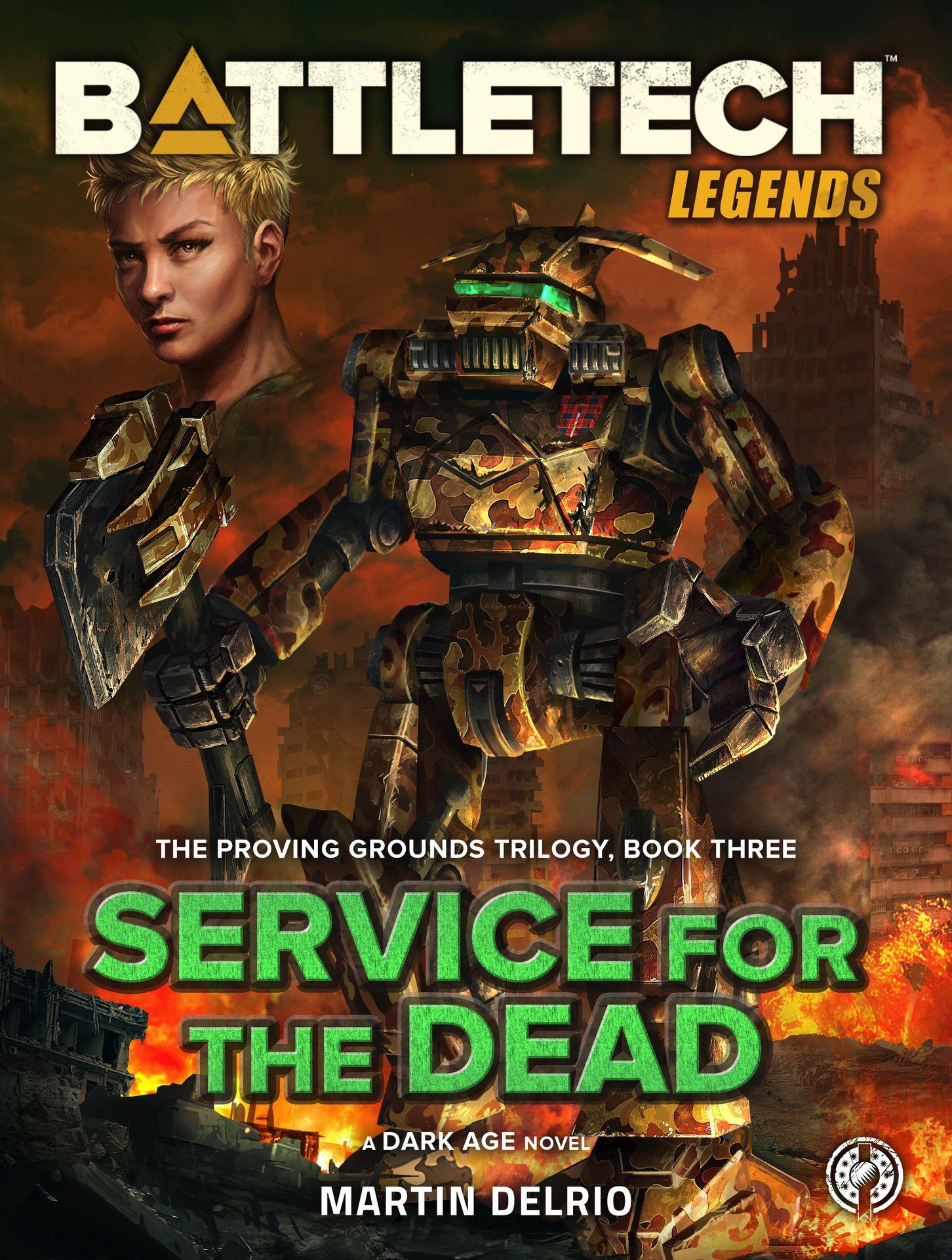 Service for the Dead – Jetzt im Handel