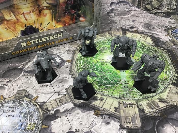 Kickstarter Update 174: Versandstatus, Mechbilder und Alien Worlds