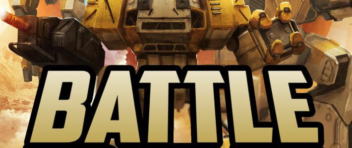 BattlePod mit einem besonderen Gast: Mir!